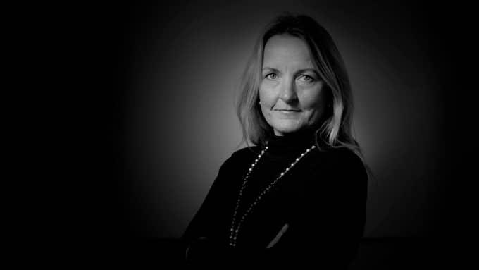 """Helena Nordman-Knutson tror på fortsatt prispress inom telekommarknaden – annars kan Konkurrensverket sätta stopp. """"Det kommer att komma nya sätt att ta betalt för tjänsterna och det tror inte jag hämmar konsumenterna. Snarare tvärtom"""", säger hon. Foto: Hallvarsson och Halvarsson"""