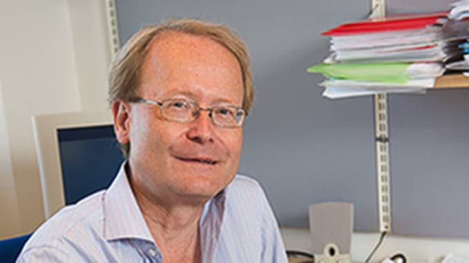 Anders Hamsten. Foto: Jan-Olav Wedin