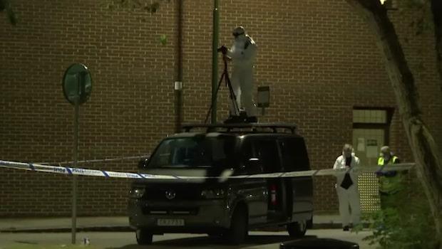 Misstänkt mördare filmade sig själv
