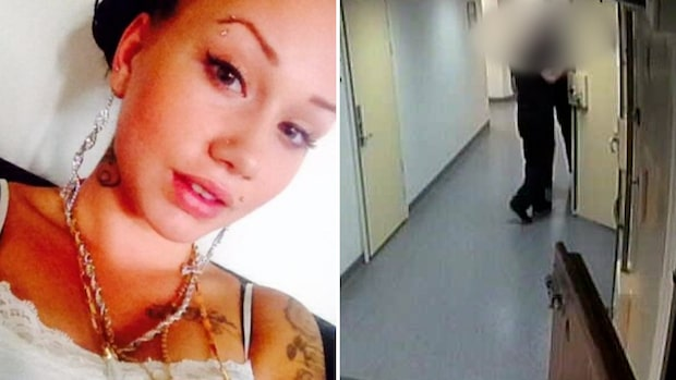 Michelle, 20, dog i arresten – nu åtalas chef