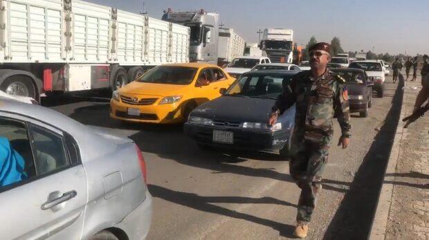 10 000 människor har flytt från Kirkuk - på bara några dagar