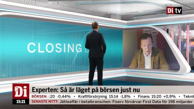 """Petersson: """"Regeringen har inte påverkat börsen"""""""
