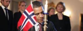 Obama på Norgebesök