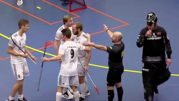Highlights: Linköping föll tungt mot Jönköping – i Astbrants sista match
