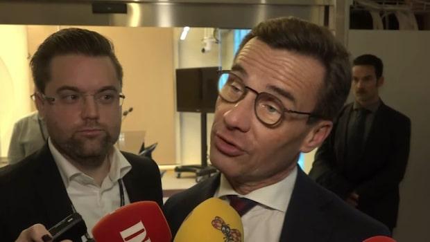 Kristersson vill bilda regering med KD – allianssprickan växer