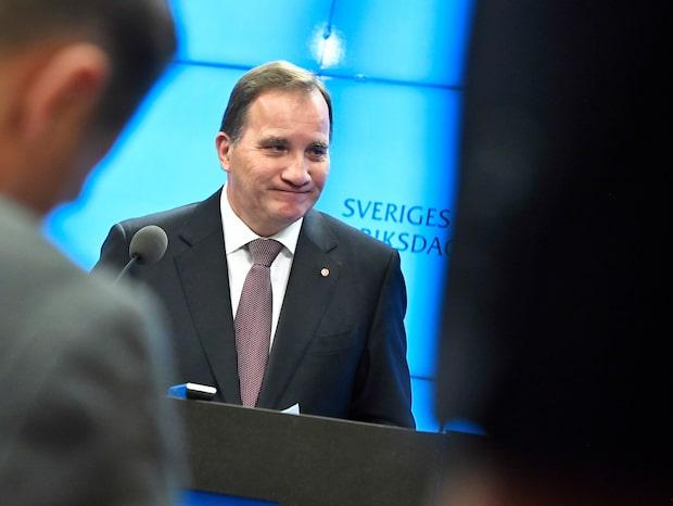 Dagens politik: Stefan Löfven får nytt sonderingsuppdrag