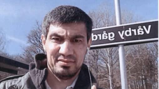 Rakhmat Akilov ville döda 40-50 personer. Foto: Polisen