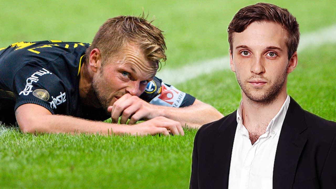 NOA BACHNER: Ingen pallar längre – inte ens Sebastian Larsson kommer sakna det