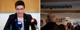 JUST NU: Hermansson avsatt efter bitter maktkamp inom S