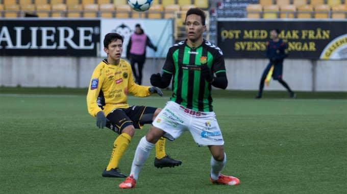 Pascal Olsson. Foto: Line Skaugrud Landevik