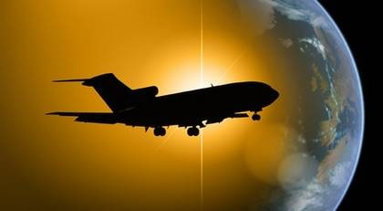 Hur högt kan ett flygplan flyga? NE svarar.
