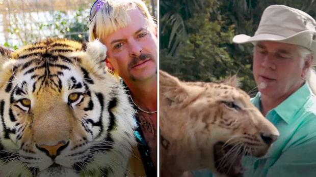 Ännu en åtalad ur     Tiger King-serien