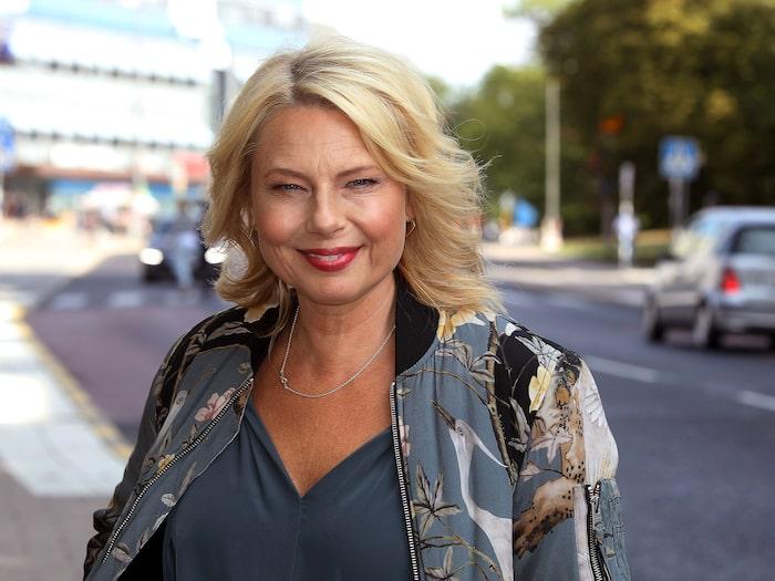 Helena Bergström har haft svårt att ta in att hennes barn blir äldre.