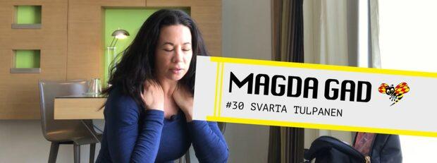 Magda Gad - Svarta Tulpanen
