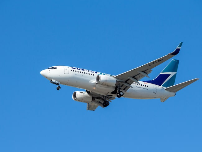 Flygbolaget ställer sig bakom besättningens beslut.