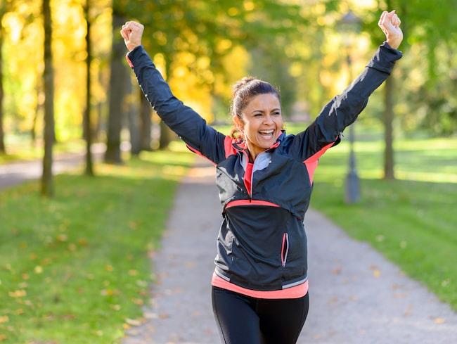 Fördelarna med en promenad är många. Effektivisera och gör din promenad till superträning!