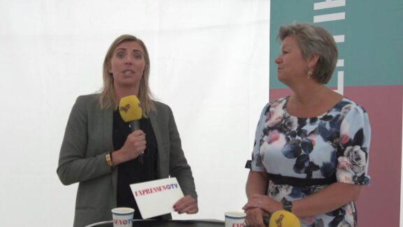 """Ylva Johansson: """"Vi måste prata om hela samhället"""""""