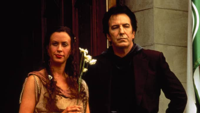 Alan Rickman, här i filmen Dogma från 1999.