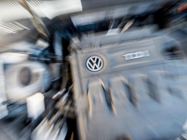 För Volkswagens nya marknadschef Jeanette Asteborg blev dieselskandalen ett stålbad.