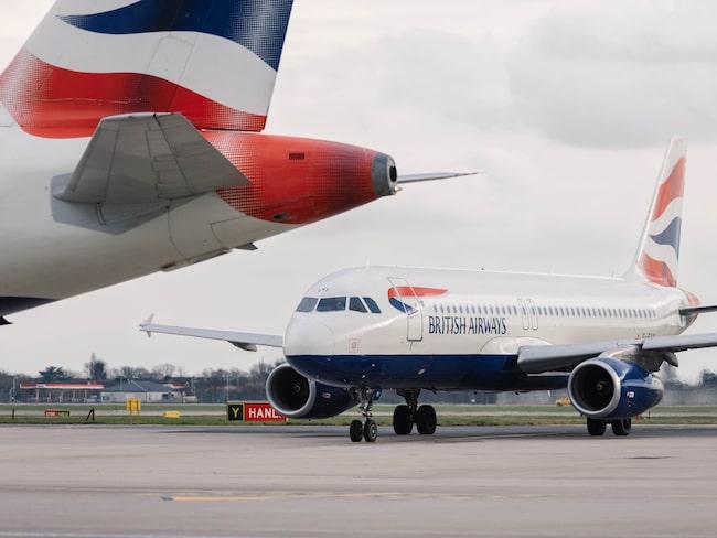 Flygbolaget British Airways inför ett nytt system för boarding av flygplanen.