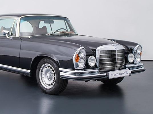 Ett unikt exemplar av Mercedes-Benz W11 är till salu.