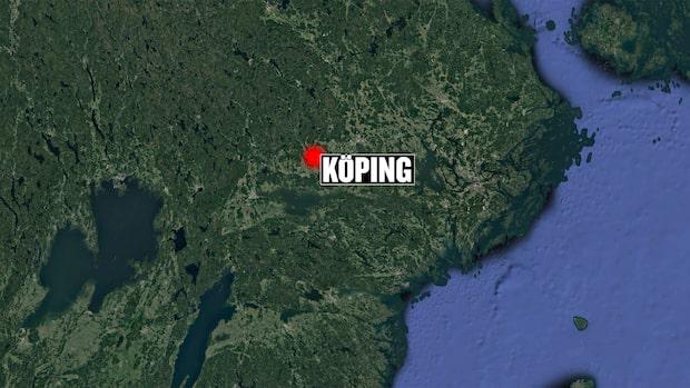 Olycka vid tågspår i Köping – pojke död