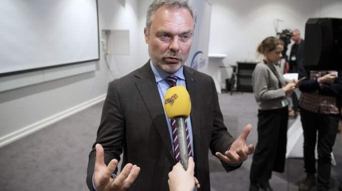 Liberalernas partiledare Jan Björklund. Foto: Sven Lindwall