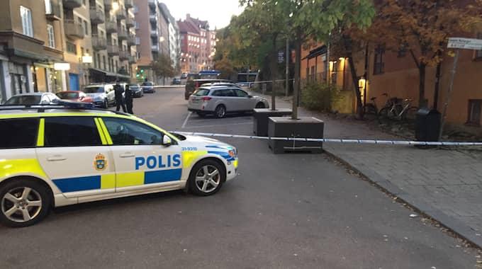 I oktober förra året överlämnade 24-åringen sig själv till polisen – han hade då huggit ihjäl en man på Södermalm med flera knivhugg.