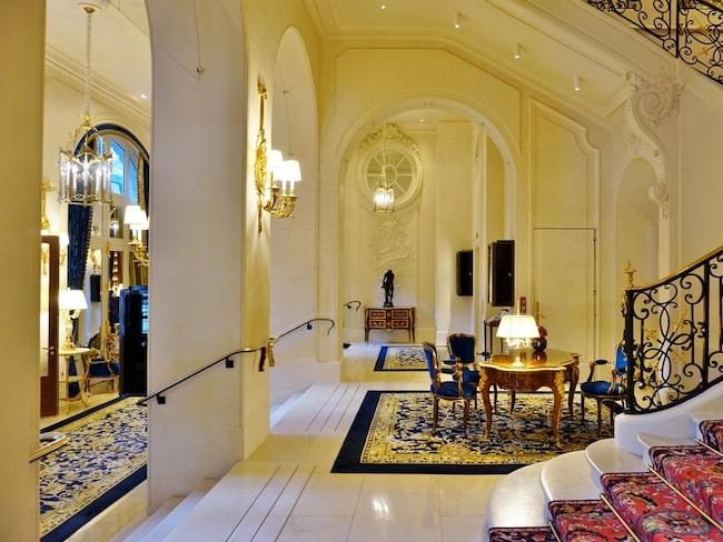 Nobelpristagaren Ernest Hemingway älskade hotellet.
