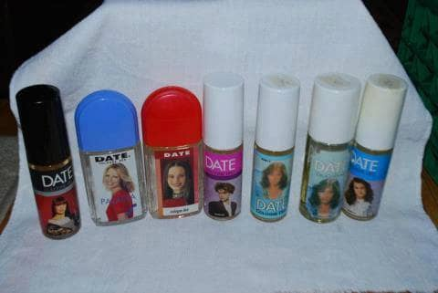 Bilderesultat for date deodorant