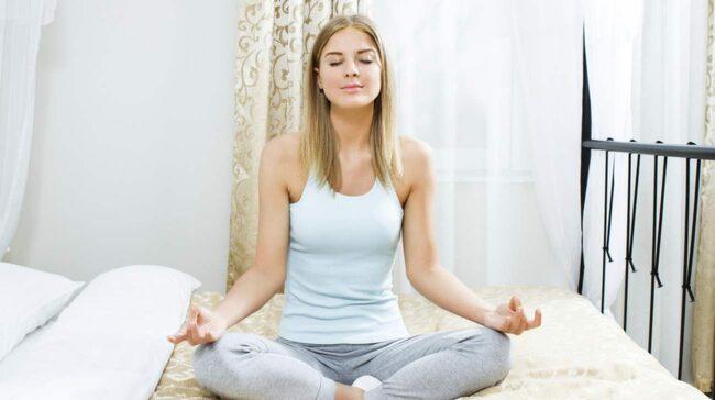 Metoden hämtar inspiration från yoga.