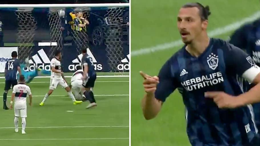 """Zlatan hjälte igen – efter drömmål: """"Tröttnar aldrig"""""""
