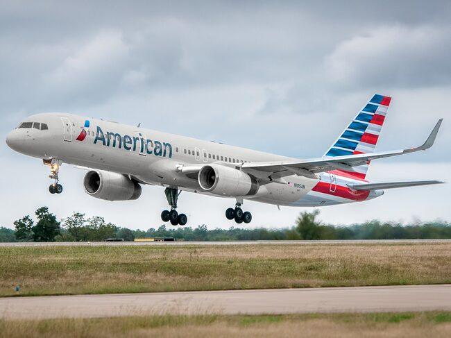 Alla piloter på flygbolaget American Airlines har fått ledigt över jul.