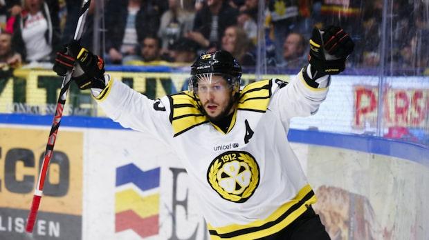 Brynäs en seger från SM-guld