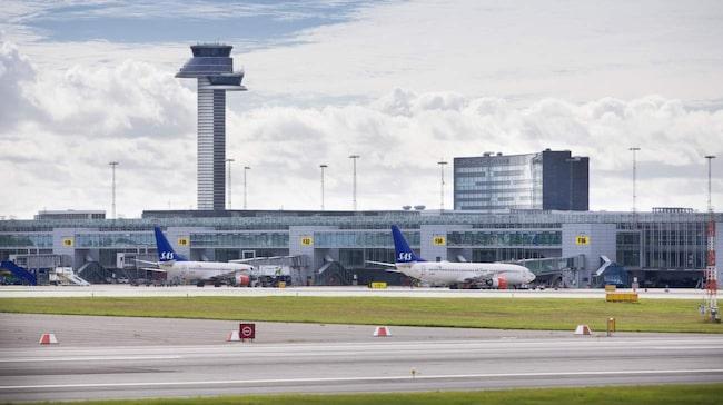 Arlanda var en av de storflygplatser i EU som växte mest under 2013.