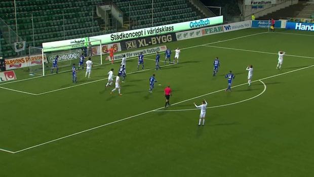 Sundsvall-AIK 0-0 - highlights