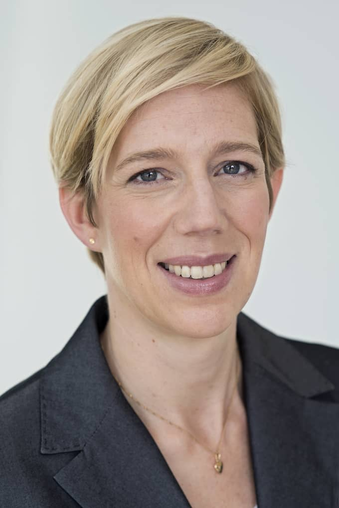 Anna Breman, chefsekonom på Swedbank. Foto: SWEDBANK/PRESSBILD