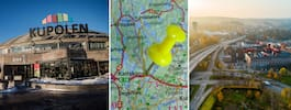 Sveriges mest oromantiska städer