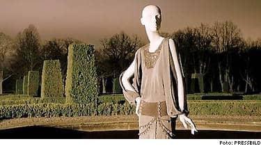 Denna kreaktion är gjort helt i ekologiskt material och skapad av Stockholmsdesignern Johanna Hofring.