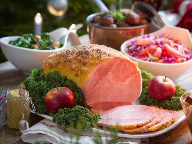 <span>Köp färdiglagad mat så slipper du mycket av julstressen.</span>