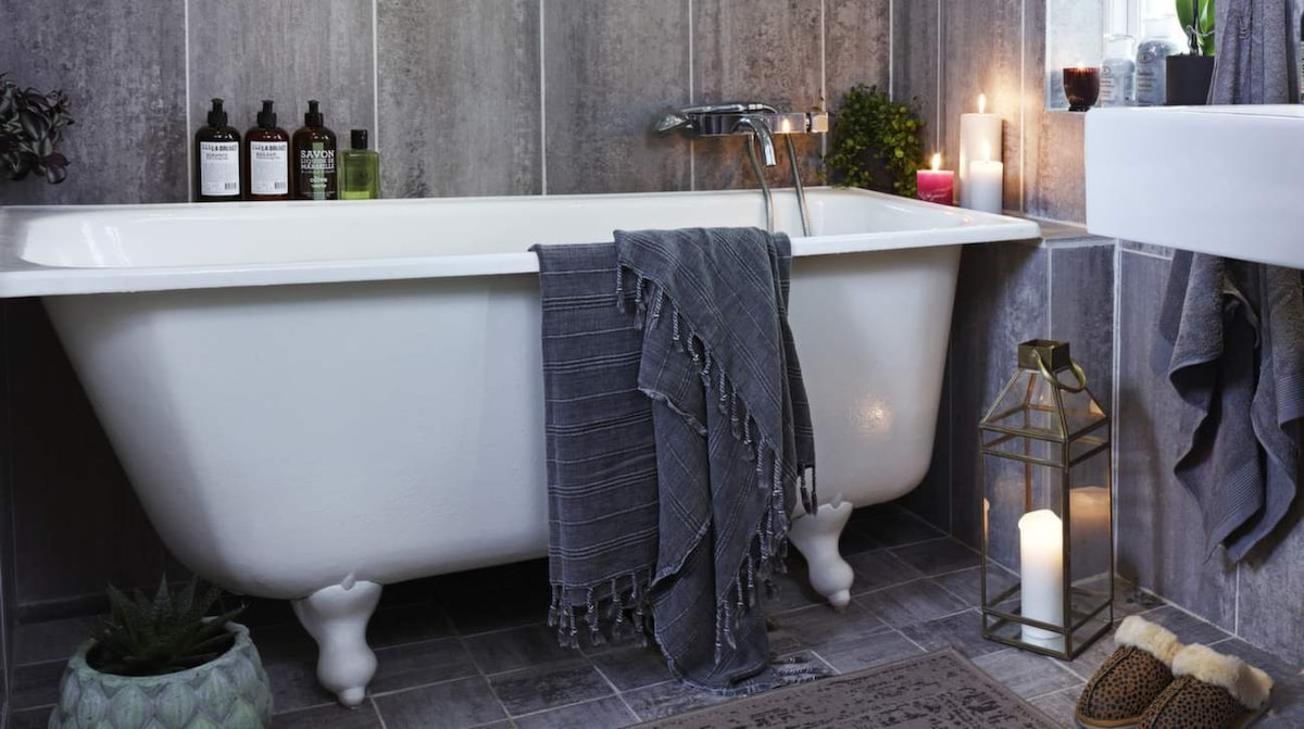 Badrum och badrumsinredning | Leva & bo