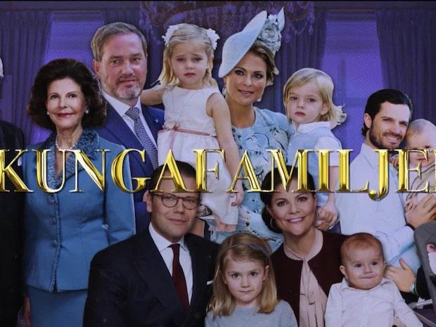 Kungafamiljen 23 februari: Se hela programmet