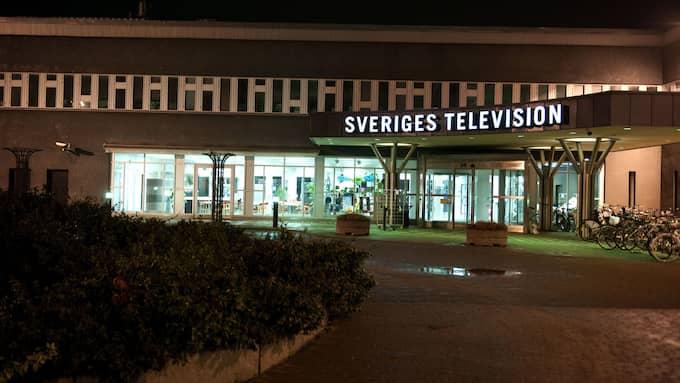SVT-huset Foto: SVT
