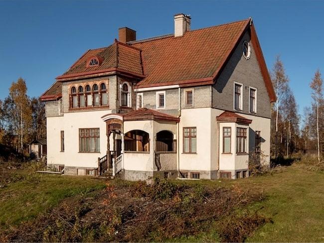 Det pampiga huset i Malung är en kulturklenod – här bodde stadens viktigaste garvare.