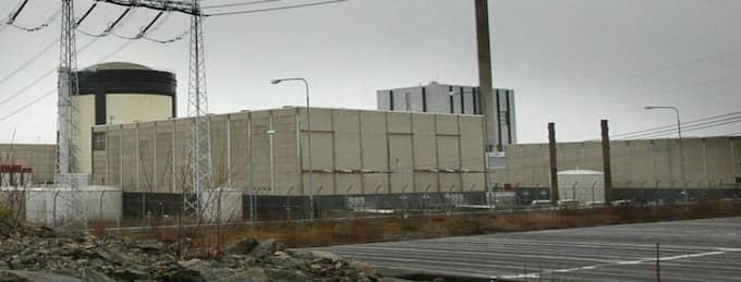Kärnkraftverket Ringhals. Foto: Åke Thim
