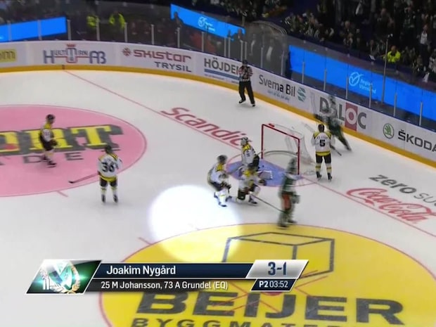 Highlights: Färjestads BK-Brynäs IF