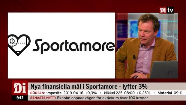 Analytikern uppdaterar om Serneke, Byggmax, Qliro och Sportamore