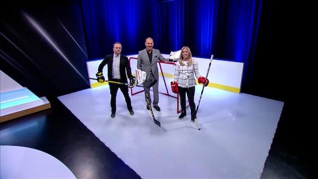 """Eriks hockeyskola: """"En avgörande faktor"""""""