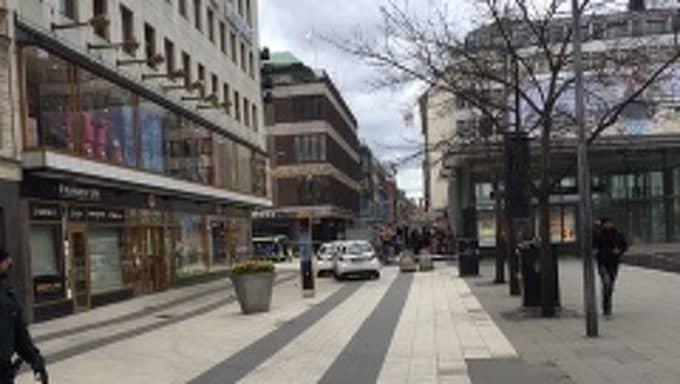 Flera personer har dött i attacken. Foto: Läsarbild