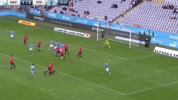 Supermål av Vindheim ger 2-0